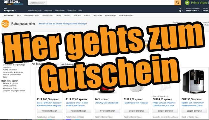 amazon Gutschein €5 Kostenlos
