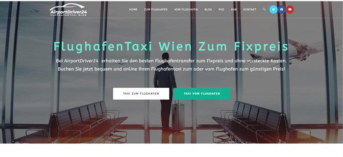 Flughafen Taxi und Transfer Service Wien