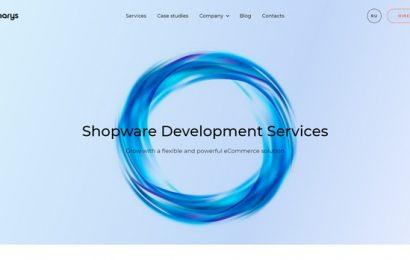 Shopware Development Services